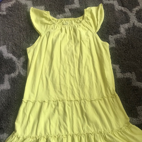 Faded Glory Other - Girls cute 🌼 yellow summer dress,